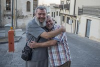Turkish man meets aid worker who came to his rescue 18 years after deadly earthquake