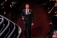 Cristiano Ronaldo was chosen as FIFA player of the year late Monday, joining Lionel Messi as five-time winner.  The Real Madrid forward was crowned player of the year on Monday at the FIFA Best...