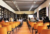 English-language talks and seminars this week