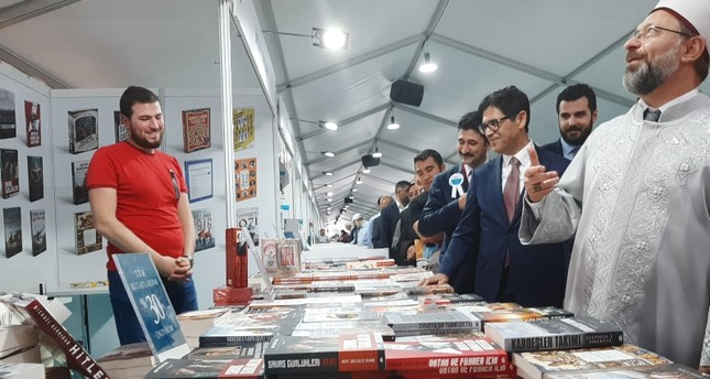 38th annual Turkey Book and Culture Fair kicks off in Istanbul's historical Sultanahmet district