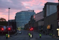 Britain's political parties have agreed to suspend election campaigning until further notice following an explosion in Manchester that killed 19 people at a concert by U.S. singer Ariana...