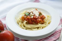 Order spaghetti: Pasta will not make you fat