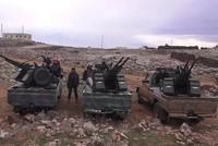 روسيا تخير 3 بلدات بدرعا بين الخروج أو تسليم السلاح أو الهجوم العسكري