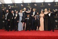 'Game of Thrones,' 'Veep' take top honors at Emmys
