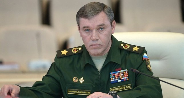 Russia's Chief of General Staff to visit Turkey to discuss Syria operation