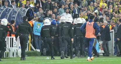 Beşiktaş refuses to turn up for Turkish Cup semis replay against Fenerbahçe