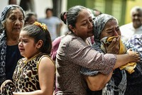 Mexico rushes aid to millions in need after powerful quake kills at least 96