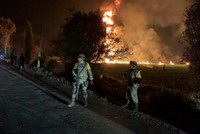 At least 66 dead after fire at fuel pipeline in Mexico