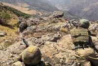 Senior PKK terrorist killed in joint operation targeting group's headquarters