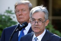 Trump says Fed is the 'only problem' in US economy