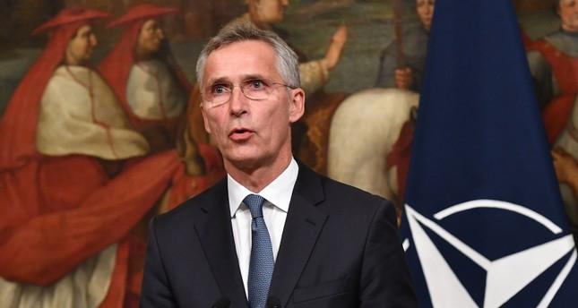 أمين عام الناتو: تركيا لديها مخاوف أمنية مشروعة