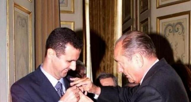 فرنسا تبدأ إجراءات تجريد الأسد من وسام جوقة الشرف