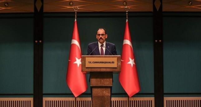 تركيا تنتقد تجاهل ذكر تنظيمي ي ب ك/بي كا كا وغولن في تقرير الإرهاب الأمريكي