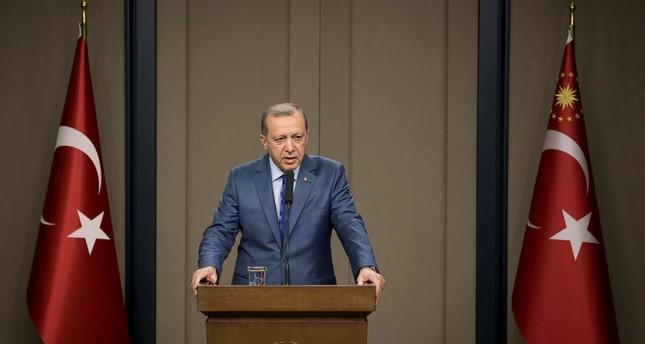 President Erdoğan condemns Barcelona terror attack