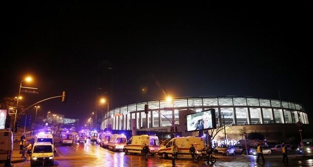 PKK bomber in Istanbul twin blasts came from Syria, FM Çavuşoğlu says