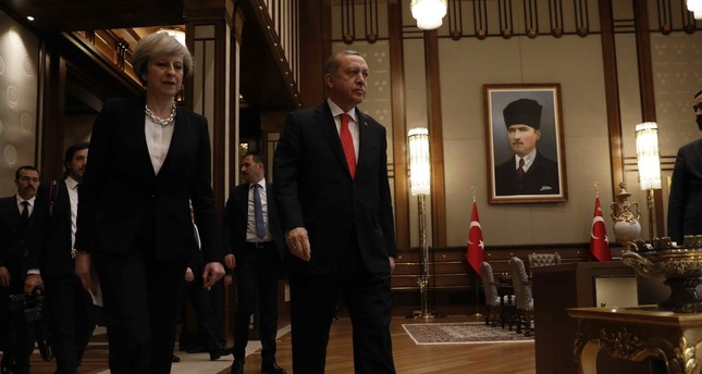 Two turning points in Turkish-British economic relations