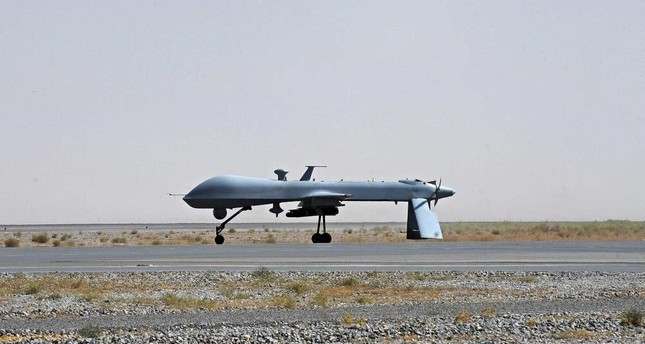 US bombings in Afghanistan surge to 10-year high
