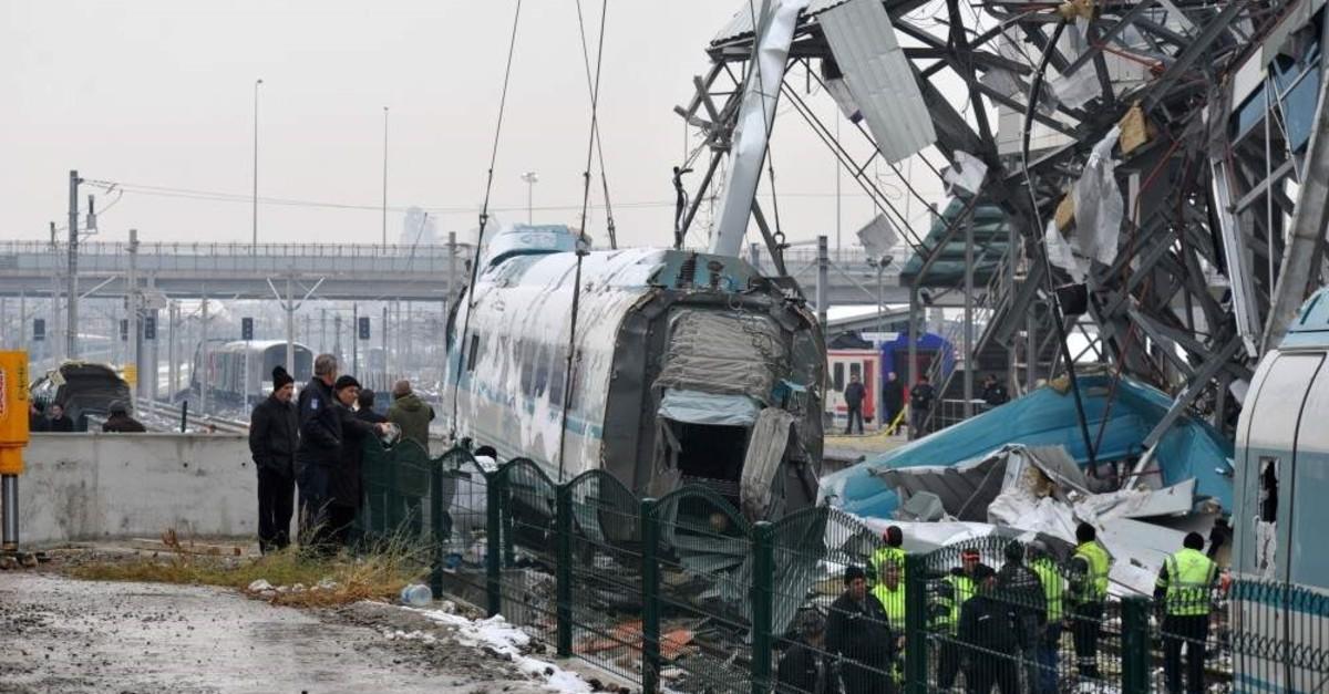 The train crash killed 9 people, including three train engineers, on Dec. 13, 2018. (IHA Photo)
