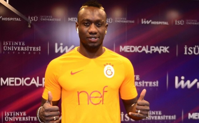 Galatasaray's Diagne
