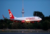 Air Berlin to dismiss 1,400 workers, union says