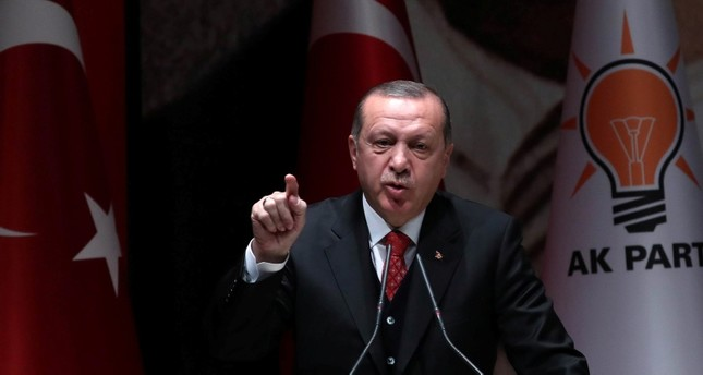 أردوغان يهاتف بوتين وميركل وروحاني بشأن التطورات في الأراضي الفلسطينية