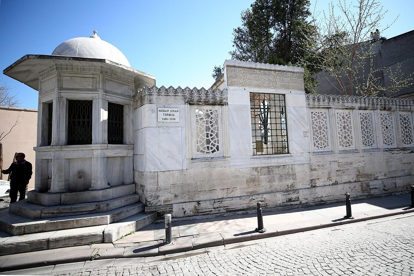Шедевры Мимара Синана продолжают жить сотни лет после его смерти