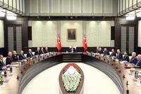 National Security Council says Turkey won't allow PYD-PKK terror corridor on its southern border