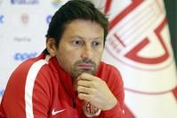 البرازيلي ليوناردو المقال من إدارة نادي أنطاليا سبور التركي (İHA)