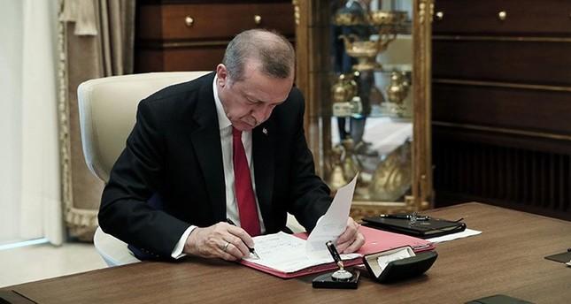 أردوغان يوقع التعديل الدستوري الذي أقره البرلمان لرفع الحصانة عن نواب