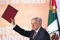 Challenges for Lopez Obrador after gaining power in Mexico