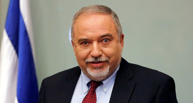 Israel's Lieberman resigns over Gaza cease-fire