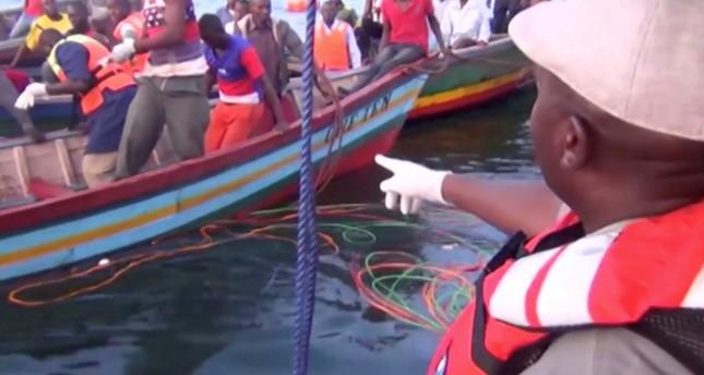مصرع 100 شخص في غرق عبارة ببحيرة فيكتوريا في تنزانيا