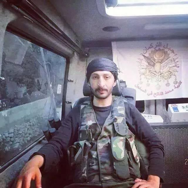 Alparslan u00c7elik,  the alleged killer of a pilot of the Russian SU-24 jet downed by Turkey on Nov. 24, 2015. (DHA Photo)