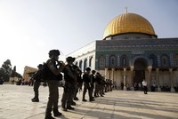 The Netanyahu government pushed the limits of the status quo of both Jerusalem and the Al-Aqsa Mosque compound with new settlements in East Jerusalem and new security measures at the compound....