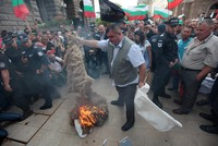 Bulgarian authorities slaughter 4,000 animals in ovine rinderpest outbreak, sparking protests