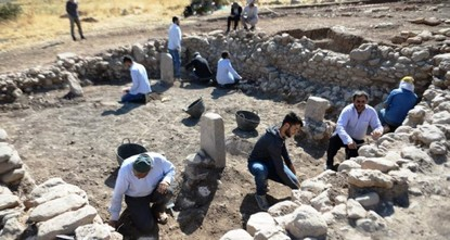11,300-year-old temple unearthed in Mardin