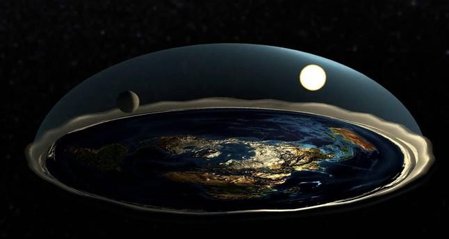 La teoria della terra piatta non ha senso mettere i pensatori critici nell'angolo idiota