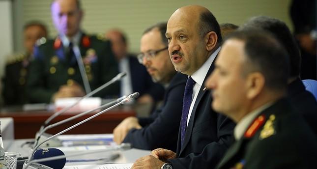 وزير الدفاع التركي: لا يحق للناتو وليس من صلاحياته التطرق إلى مسائلنا الداخلية