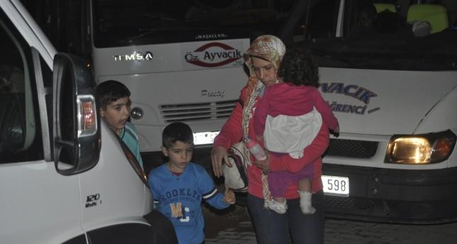 تركيا.. توقيف 54 مهاجراً غير شرعي أثناء محاولتهم الوصول إلى جزيرة يونانية