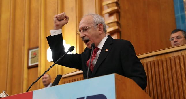 CHP chairman monopolizes decision-making following intraparty crisis