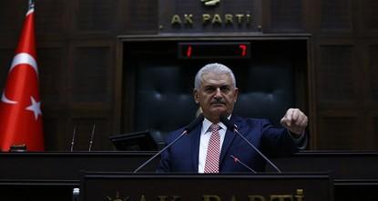 pDer türkische Ministerpräsident Binali Yıldırım machte am Dienstag die Obama-Regierung für die Waffenlieferungen an die Volksverteidigungseinheiten (YPG), ein Ableger der Terrororganisation PKK,...