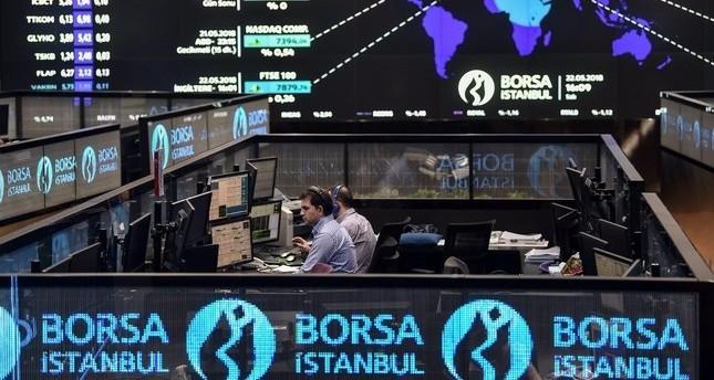 بورصة إسطنبول تحقق اليوم ارتفاعاً بنسبة 2.04 %