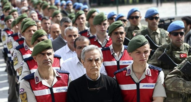 Leaders of FETÖ's coup attempt back to the courtroom for new trial