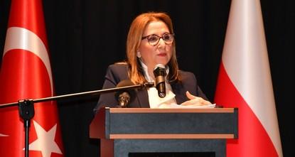 وزيرة الاقتصاد التركي: حجم تجارتنا مع بولندا وصل إلى 6 مليارات يورو