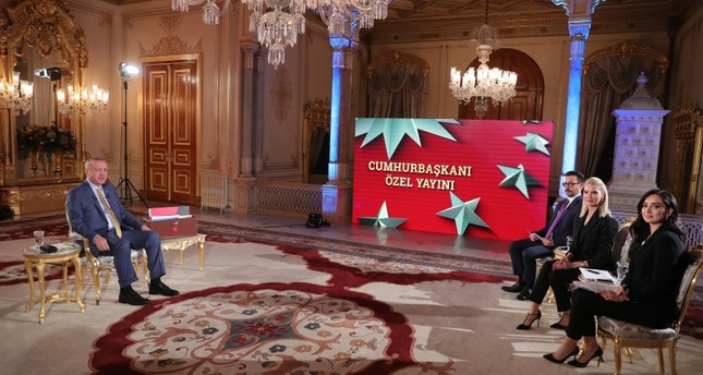 أردوغان: هدفنا خفض التضخم وأسعار الفائدة إلى خانة الآحاد خلال 2020
