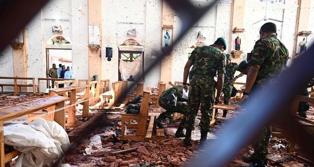 Sri Lanka: Zahl der Todesopfer steigt auf 290