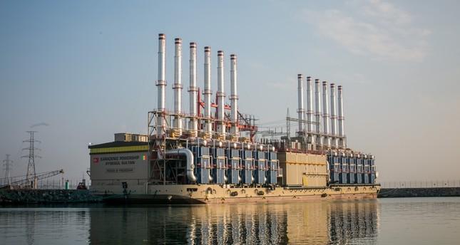 Karpowership's 235 megawatt MW powership Aysegül Sultan will meet 15% of Senegal's electricity needs from liquefied natural gas LNG.