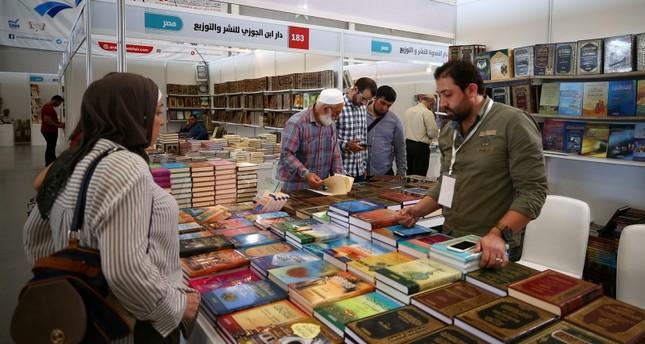 مشاركة مصرية سعودية إماراتية بارزة بمعرض الكتاب العربي بإسطنبول
