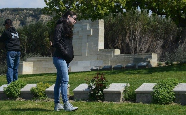 British, Australian and New Zealander descendants of Anzac troops have come to Çanakkale to commemorate the battle of their ancestors in events today and tomorrow on the Gallipoli Peninsula.