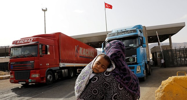 Ankara in search of alternative trade routes to Baghdad